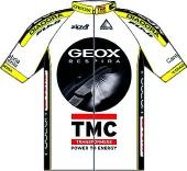 Geox - TMC 2011 shirt