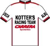 Kotter's - Albuch 1985 shirt