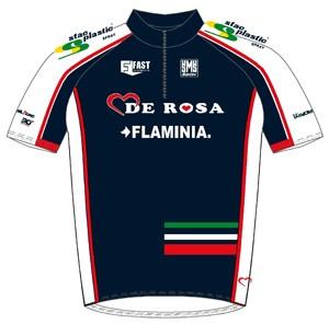 De Rosa - Ceramica Flaminia 2011 shirt