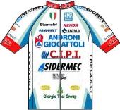 Androni Giocattoli - C.I.P.I 2011 shirt