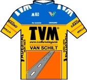 TVM - Van Schilt 1988 shirt