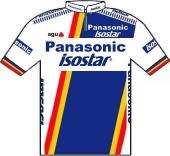 Panasonic - Isostar 1988 shirt