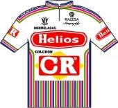 Helios - Colchon CR 1988 shirt