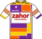 Zahor Chocolates 1988 shirt