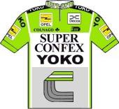 SuperConfex - Yoko 1988 shirt