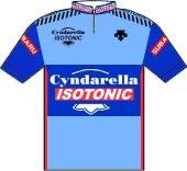 Cyndarella - Isotonic 1988 shirt