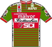 Malvor - Sidi 1988 shirt