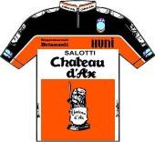 Château d'Ax - Salotti 1988 shirt