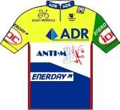 ADR - Mini-Flat - Enerday 1988 shirt