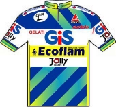 Gis Gelati - Ecoflam - Jollyscarpe 1988 shirt