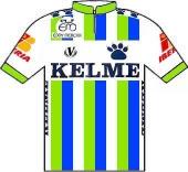 Kelme - Iberia 1988 shirt