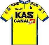 Kas - Canal 10 1988 shirt