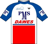 P.M.S. - Interent - Dawes 1988 shirt