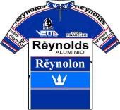 Reynolds - Reynolon - Pinarello 1988 shirt