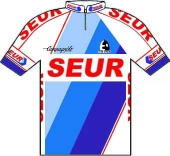 Seur - Campagnolo - Bic 1988 shirt
