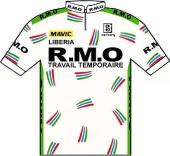 R.M.O. 1988 shirt