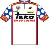 Teka 1988 shirt