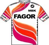 Fagor - MBK 1988 shirt