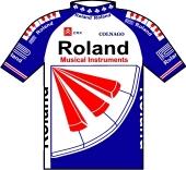 Roland 1988 shirt