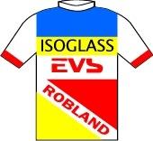 Isoglass - EVS - Robland - Galli 1988 shirt