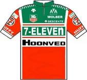 7-Eleven 1988 shirt