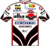 Alba Cucine - Benotto - Sidermec 1988 shirt