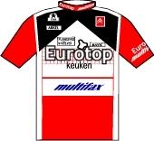 Eurotop Keuken - Arkel - Multifax 1988 shirt