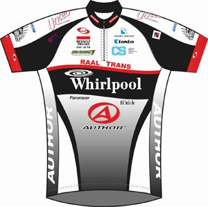 PSK Whirlpool - Author 2011 shirt