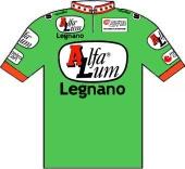 Alfa Lum - Legnano - Ecoflam 1988 shirt