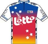 Lotto - Eddy Merckx 1988 shirt