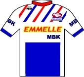 Emmelle - MBK 1988 shirt