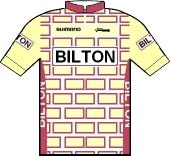 Percy Bilton - Shimano 1988 shirt