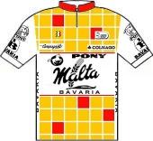 Pony Malta - Bavaria - Avianca 1988 shirt