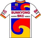Sunkyong - SKC - Panache - CB 1988 shirt