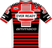 Ever Ready - Ammaco 1988 shirt