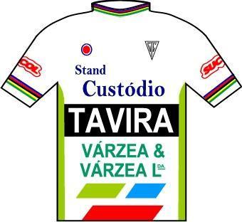 Tavira - Stand Custodio - Varzea 1988 shirt