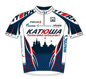 Itera - Katusha 2011 shirt