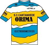 Orima - Cantanhede 1988 shirt