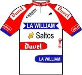 La William - Saltos - Duvel 1991 shirt