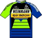 Weinmann - Eddy Merckx 1991 shirt