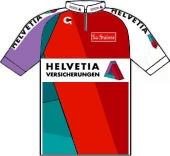 Helvetia - La Suisse 1991 shirt