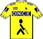 O.N.C.E. 1991 shirt