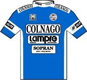 Colnago - Lampre - Sopran 1991 shirt