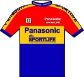 Panasonic - Sportlife 1991 shirt
