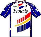 Banesto 1991 shirt