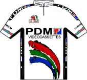 PDM - Concorde - Ultima 1991 shirt
