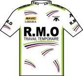 R.M.O. 1991 shirt