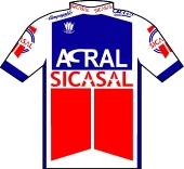 Sicasal - Acral 1991 shirt