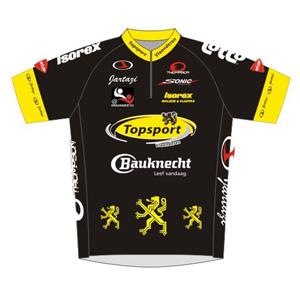 Jong Vlaanderen - Bauknecht 2011 shirt
