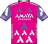Amaya Seguros 1991 shirt